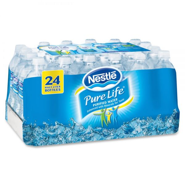 Nestlé Pure Life Purified Bottled Water