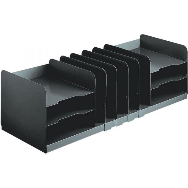 MMF Steelmaster Jumbo Desktop File Organizer