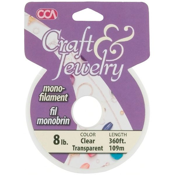 Craft & Jewelry Monofilament Cord