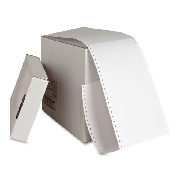 """Sparco Printable 4"""" x 6"""" Blank Index Cards"""