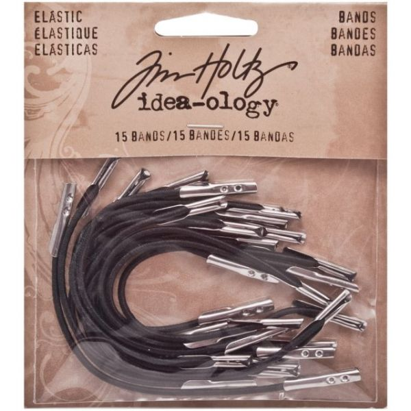 Idea-Ology Elastic Bands 15/Pkg