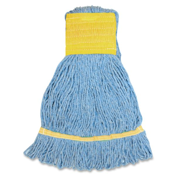 Genuine Joe Wide Band Small Mop Head