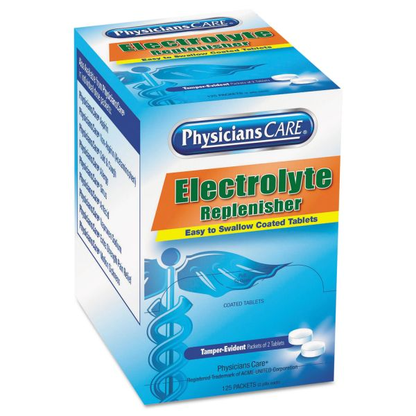 PhysiciansCare Electrolyte Replenisher Tablets