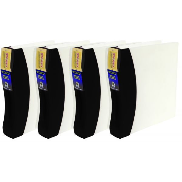 "Storex DuraTech 1.5"" 3-Ring Binders"