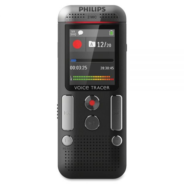 Philips Speech Digital Voice Tracer 2500
