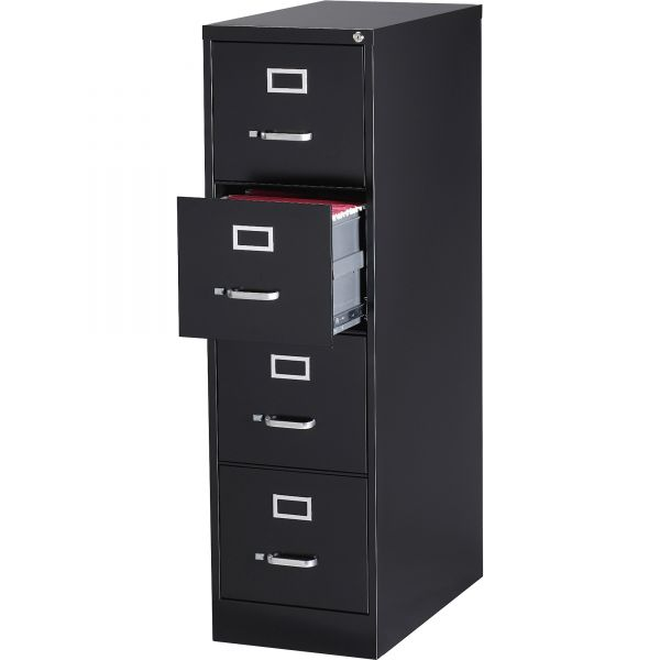 Lorell Commercial Grade 4 Drawer Vertical File Cabinet