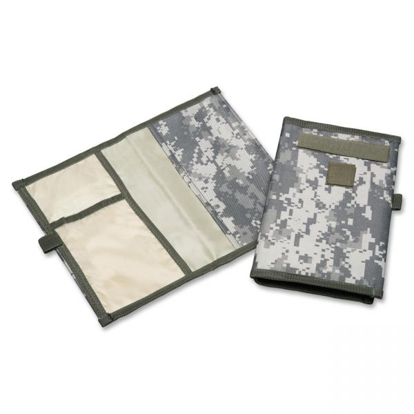 SKILCRAFT ACU Camo Record Book Cover