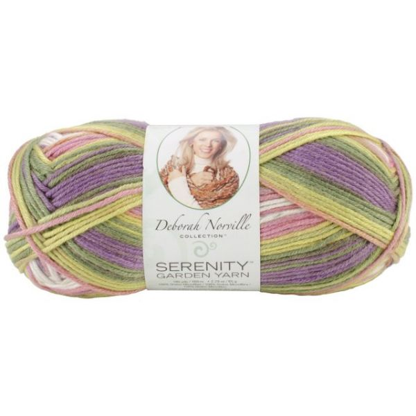 Deborah Norville Collection Serenity Garden Yarn - Mountain Heather