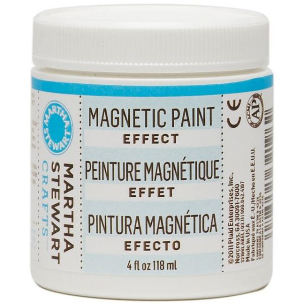Martha Stewart Magnetic Effect Paint