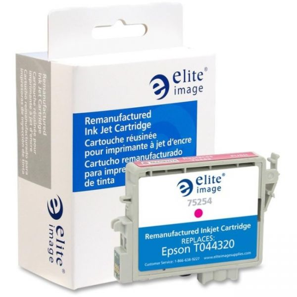 Elite Image Remanufactured Epson T044320 Ink Cartridge