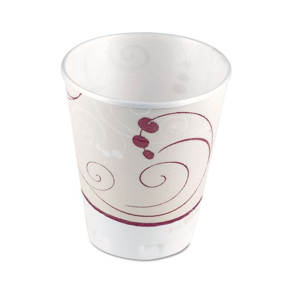 SOLO Cup Company Dual Temperature 8 oz Foam Cups