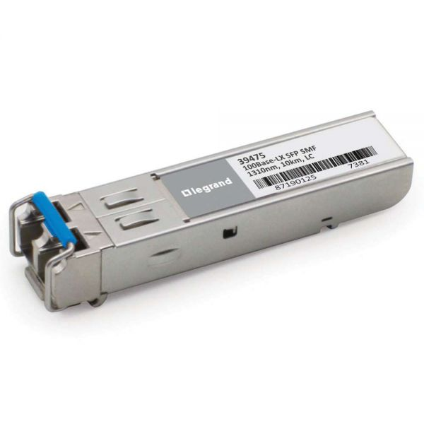 C2G Cisco GLC-FE-100LX Compatible 100Base-LX SMF SFP (mini-GBIC) Transceiver Module