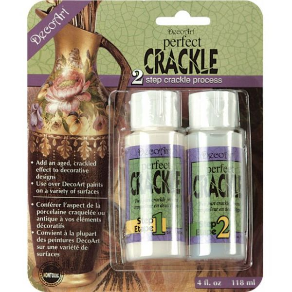 Perfect Crackle 2-Step Medium