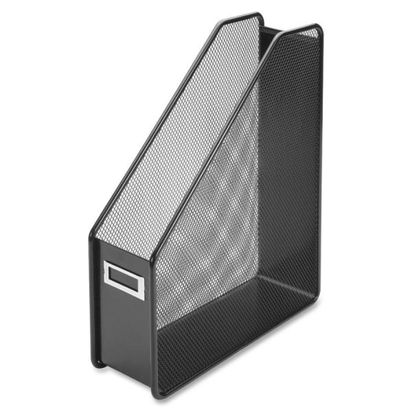 Lorell Metal Magazine Holder