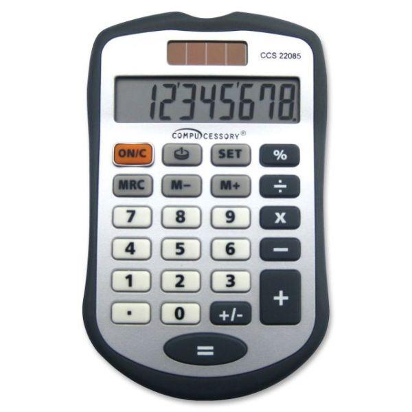 Compucessory 22085 8 Digit Handy Calculator