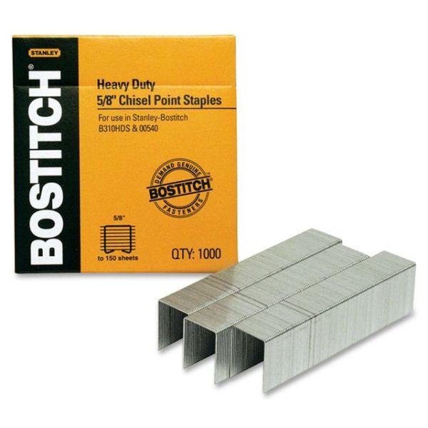 "Stanley-Bostitch Premium Heavy-Duty 5/8"" Staples"