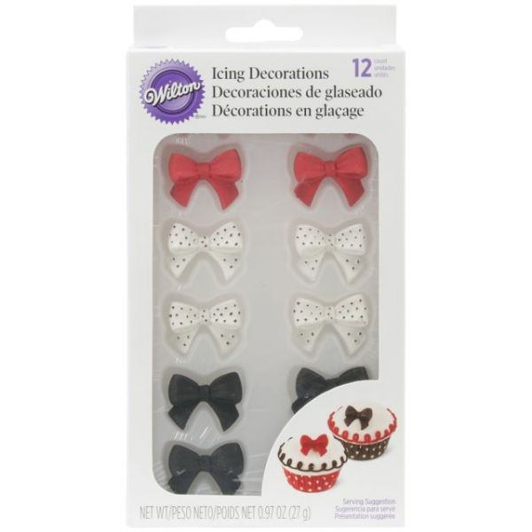 Royal Icing Decorations 12/Pkg