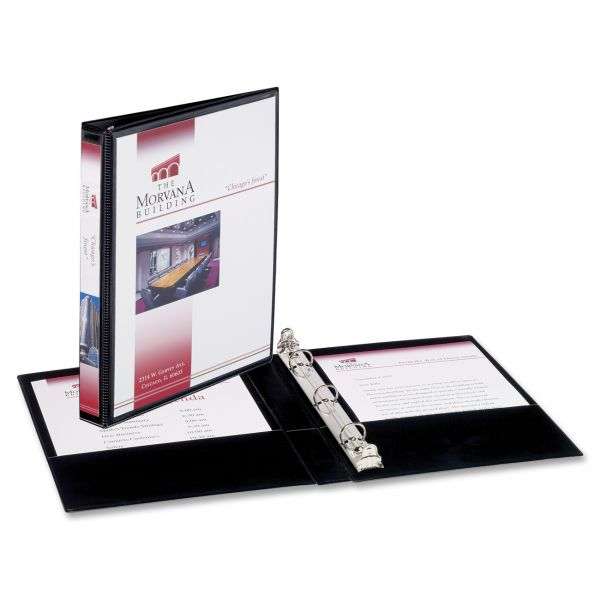 "Avery Mini 1/2"" 3-Ring View Binder"