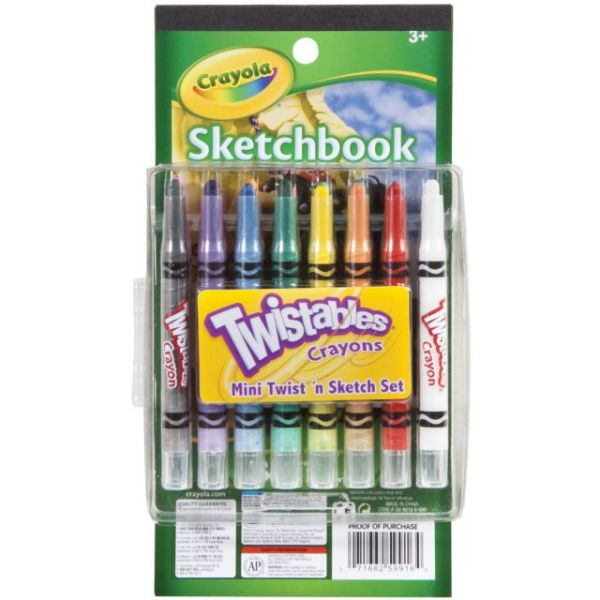 Crayola Twistables Mini Twist 'n Sketch Set