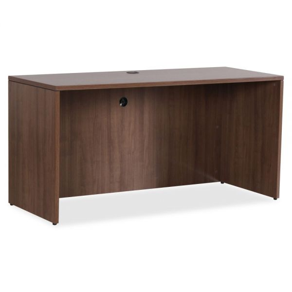 Lorell Laminate Office Suite Desk Shell