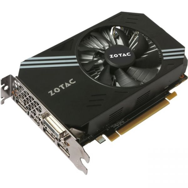 Zotac GeForce GTX 1060 Graphic Card - 1.51 GHz Core - 1.71 GHz Boost Clock - 3 GB GDDR5 - PCI Express 3.0 - Dual Slot Space Required