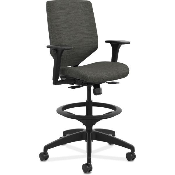 HON Solve Seating ReActiv Mid-back Task Stool