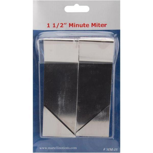 """Minute Miter 1-1/2"""""""
