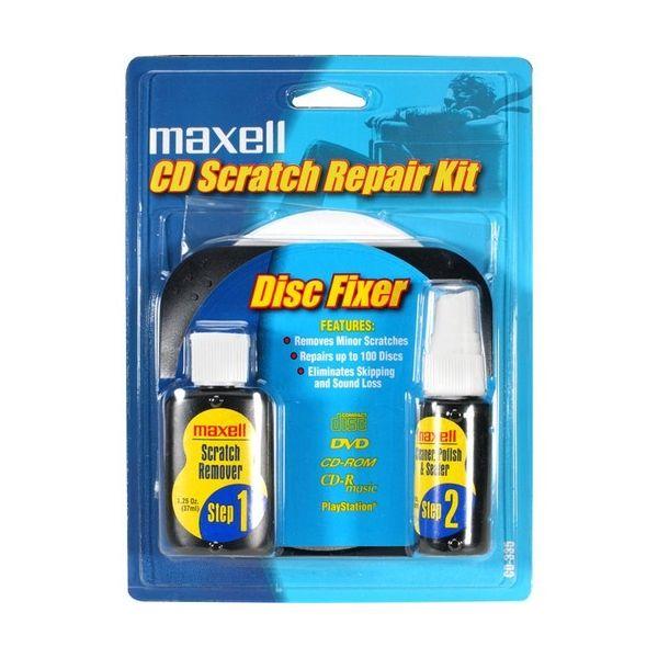 Maxell CD/CD-ROM Scratch Repair Kit