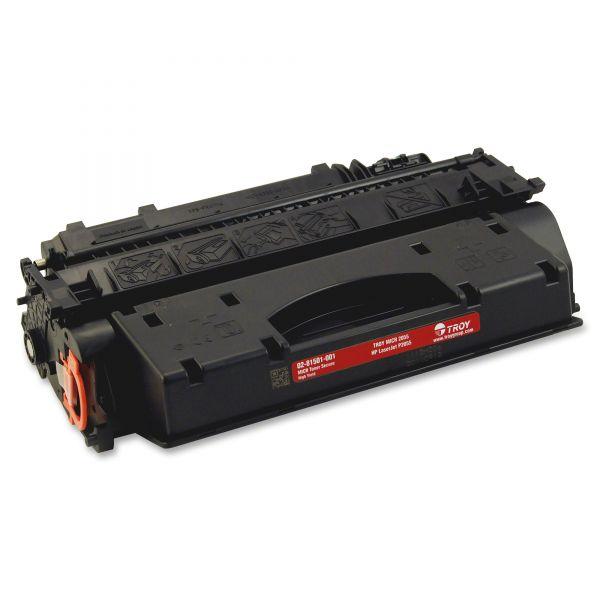Troy Remanufactured HP CE505X Black Toner Cartridge