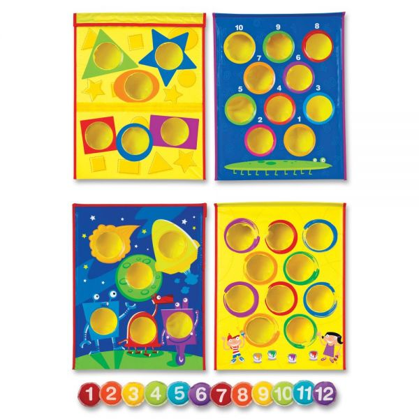 Learning Resources Smart Toss Bean Bag Tossing Game