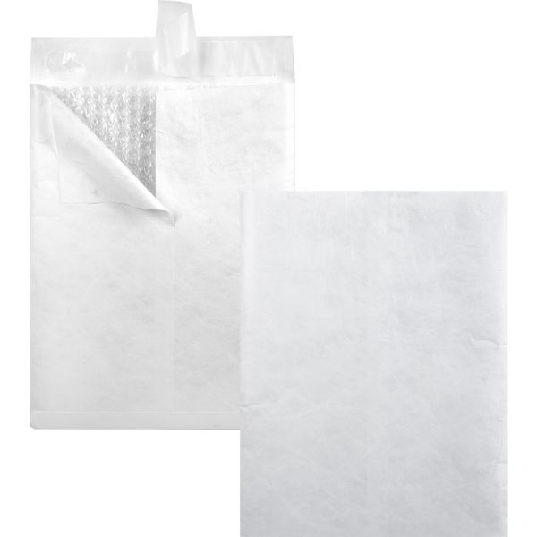 Quality Park Survivor Plus Tyvek Bubble Mailers