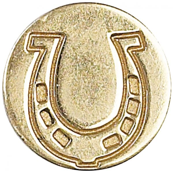 "Decorative Seal Coin .75"""