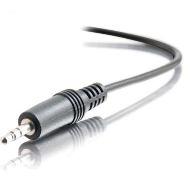 C2G 1.5ft 3.5mm M/M Stereo Audio Cable