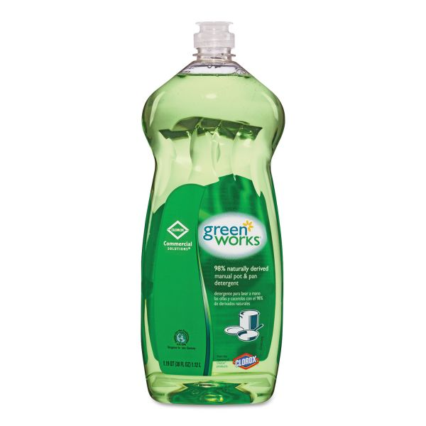 Green Works Natural Liquid Dish Soap