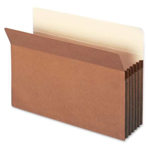 Smead TUFF Pocket Easy-Access Expanding File Pockets