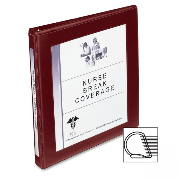 "Avery 1/2"" 3-Ring Framed View Binder"