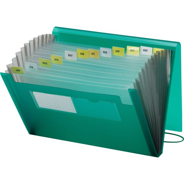 Smead 12-Pocket Expanding File