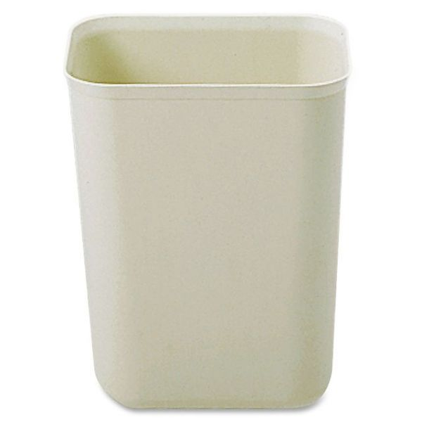 Rubbermaid Commercial 7-qt Fire-resistant Wastebasket