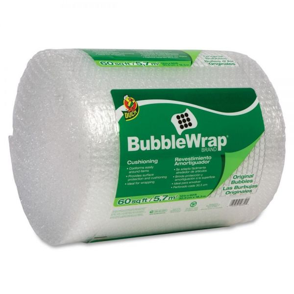Duck Brand Bubble Wrap Roll