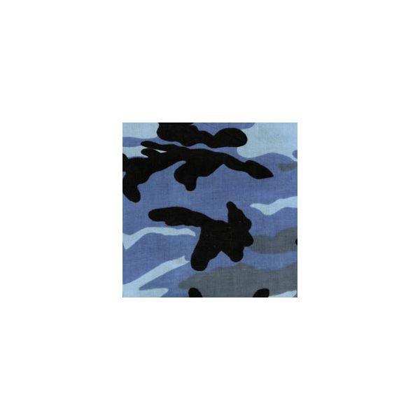 "Hav-A-Hank Camouflage Bandanna 22""X22"""