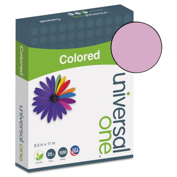 Universal One Premium Colored Paper - Orchid