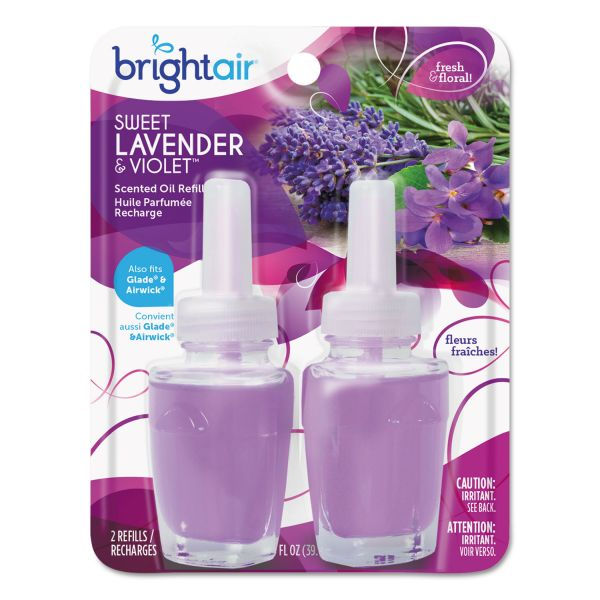 Bright Air Electric Scented Oil Dispenser Refills