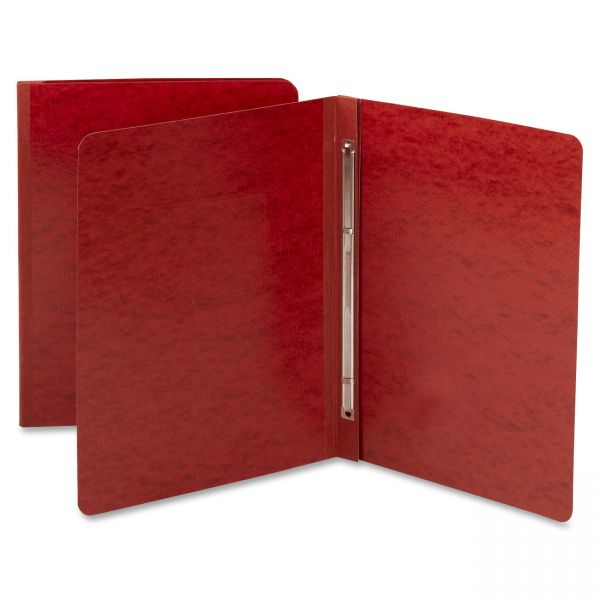 Smead Bright Red PressGuard Report Cover
