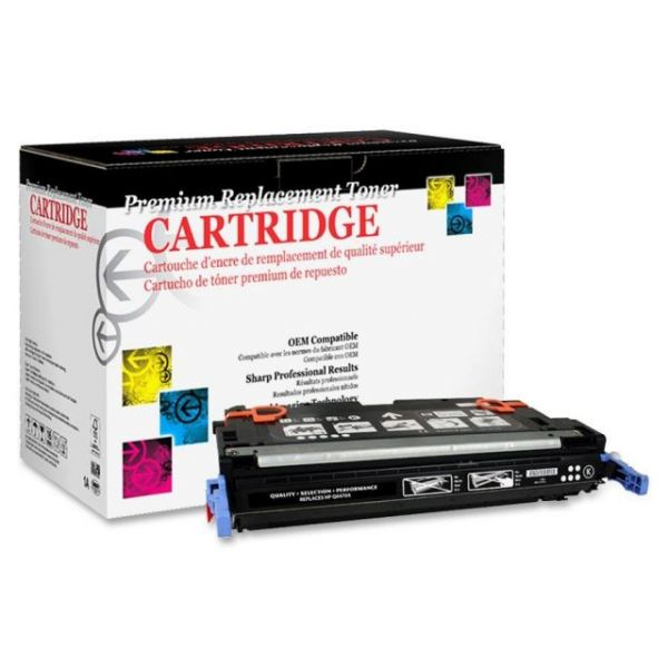 West Point Products Remanufactured HP Q6470A BlackToner Cartridge