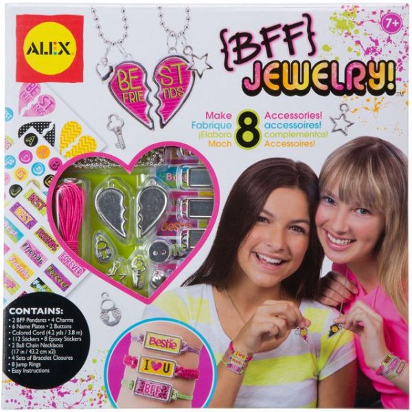 ALEX Toys Do-It-Yourself BFF Jewelry Kit