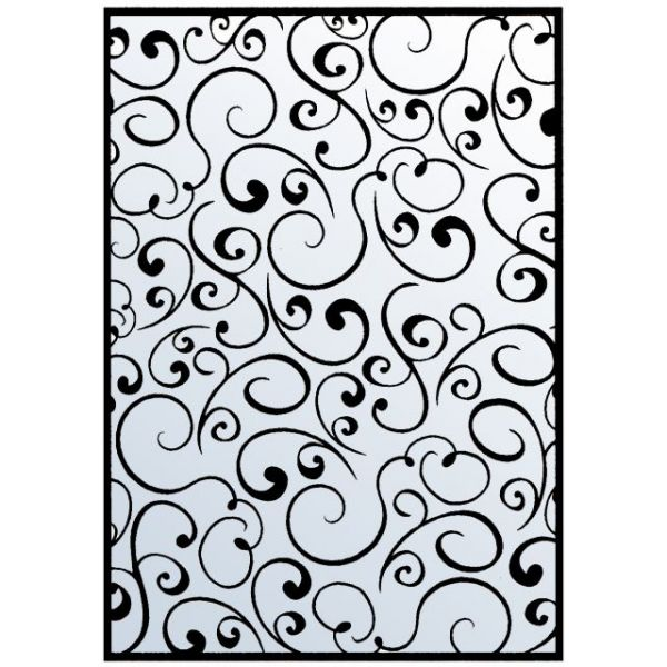 "Nellie Snellen Embossing Folder 4""X6"""