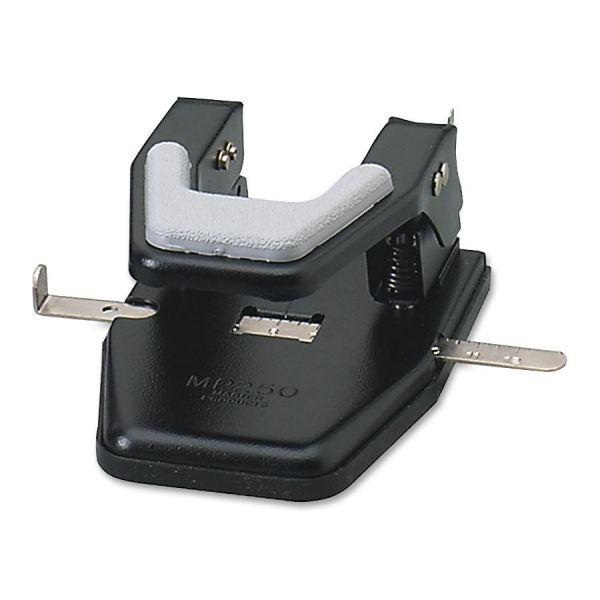 Master Padded Two-Hole Punch