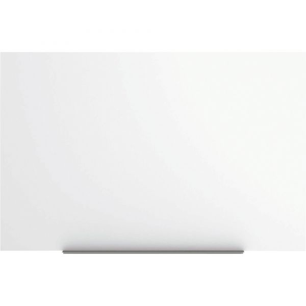 "MasterVision 45"" x 29.5"" Magnetic Painted Steel Dry Erase Whiteboard"