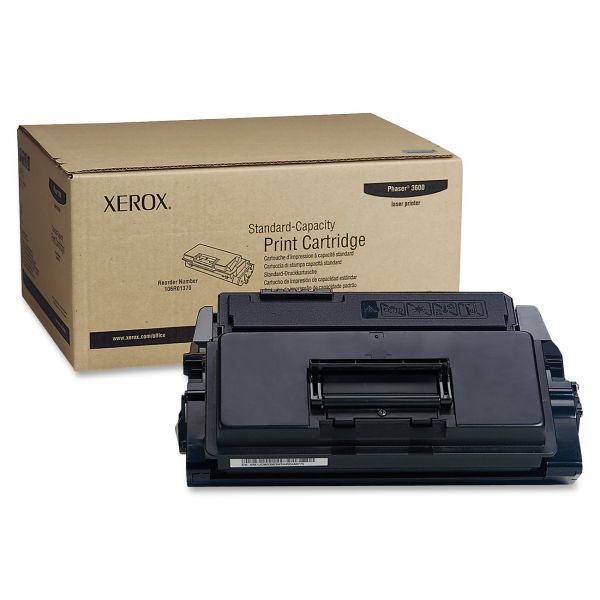 Xerox 106R01371 Black High Yield Toner Cartridge