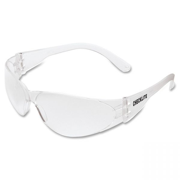 Crews Checklite Anti-fog Safety Glasses